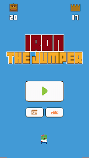 Iron The Jumper- screenshot thumbnail