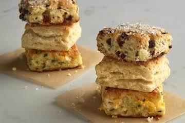 Cream Cheese-Buttermilk Biscuits