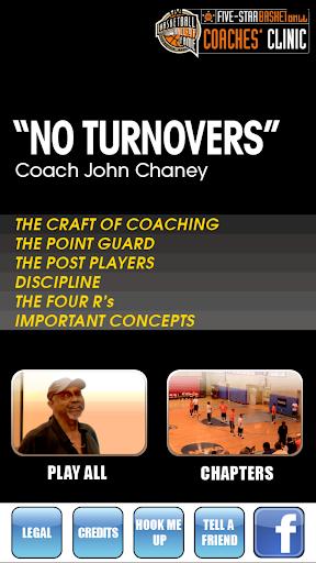 No Turnovers