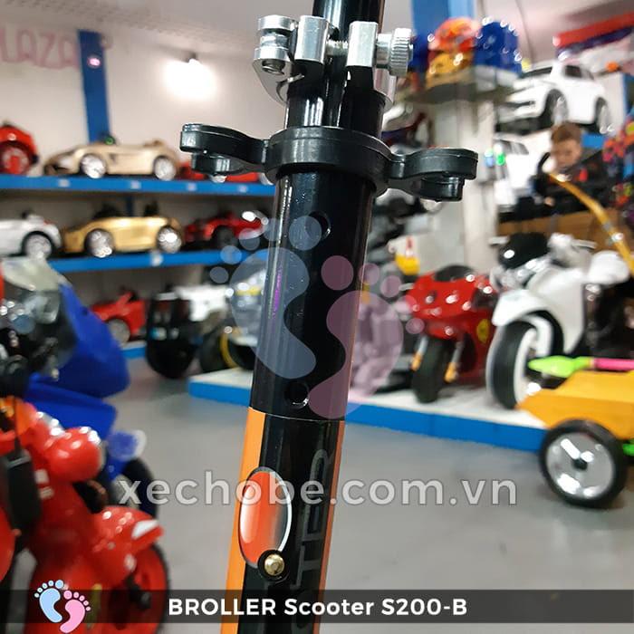 Xe trượt Scooter 2 bánh Broller S200B 5