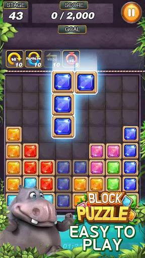 Block Puzzle Jewel : MISSION  screenshots 1