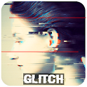 Glitch Photo Effect - Glitch Video Editor icon