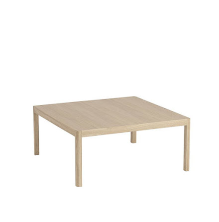 Workshop coffee table kvadratisk