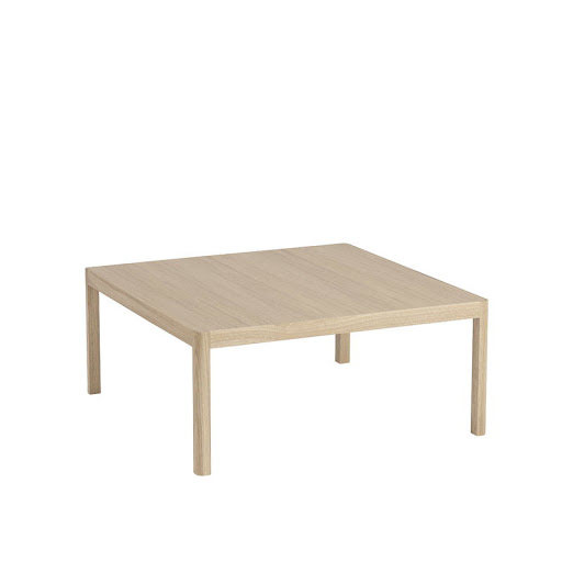 Workshop coffee table kvadratisk