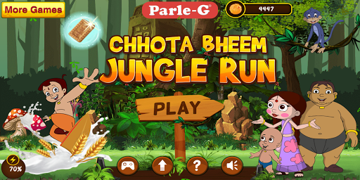 Chhota Bheem Jungle Run cheat screenshots 1