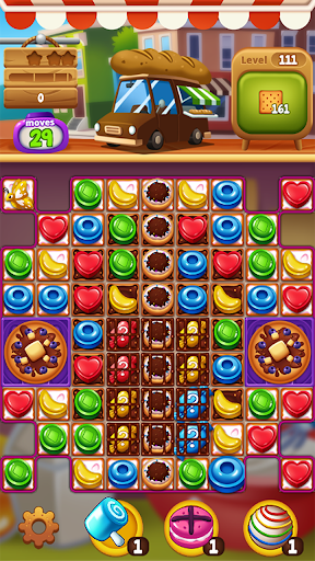 Food Pop : Food puzzle game king in 2020 apkpoly screenshots 8