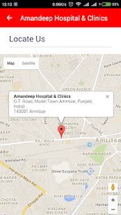 Amandeep Hospital- screenshot thumbnail