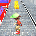 Subway Hoverboard Run APK for Blackberry