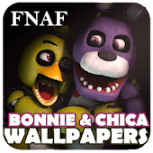 Bonnie and Chica Wallpapers