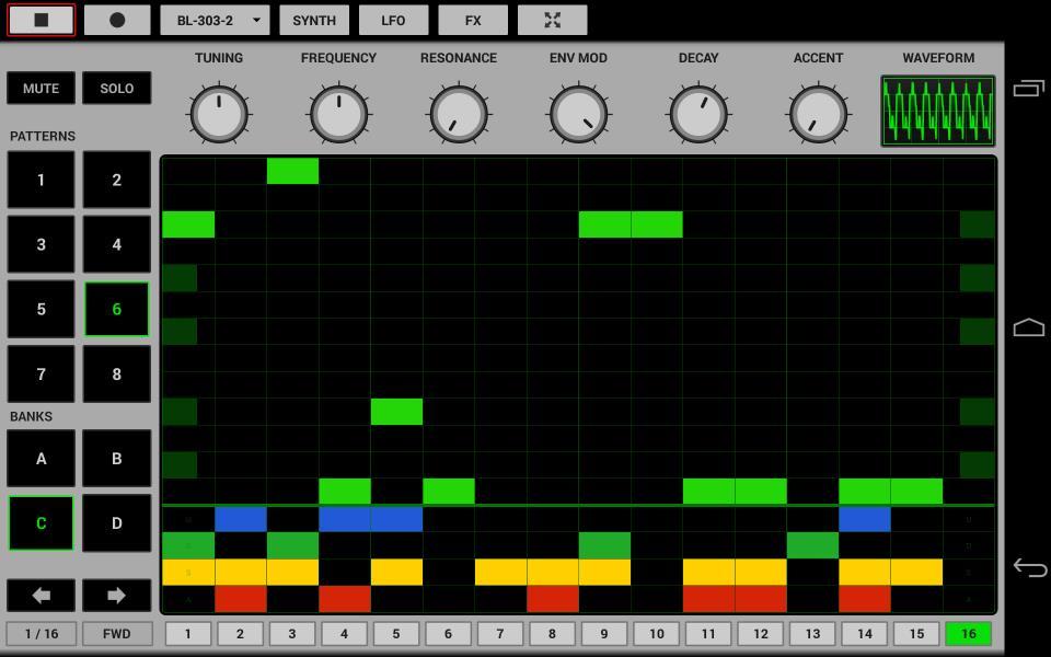 AUDIOID- screenshot