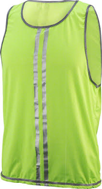 Cycle Aware Unisex Reflect+ Hi-Vis Reflective Vest alternate image 1