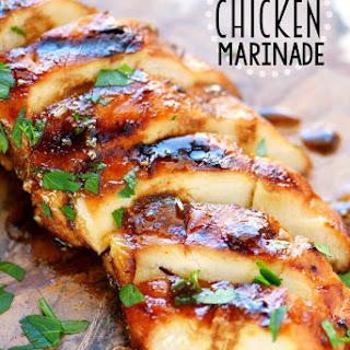 The BEST Chicken Marinade Recipe