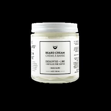 Eucalyptus + Lime Beard Cream