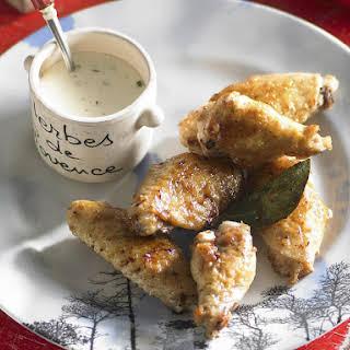 Chicken with Tarragon Cream Sauce.