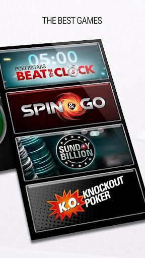 PokerStars: Free Poker Games with Texas Holdem 1.122.0 screenshots 5