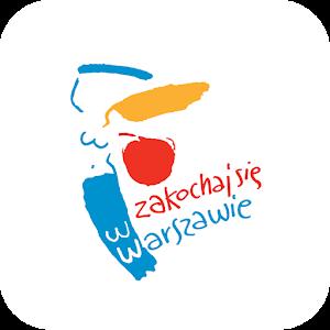 Ikona aplikacji mobilnej Warsaw Tour