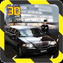 Limo Car Driving Simulator icon
