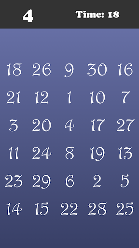 Tap Numbers