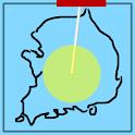 서울 대전 대구 부산 찍고! (한국 지리 퀴즈) icon