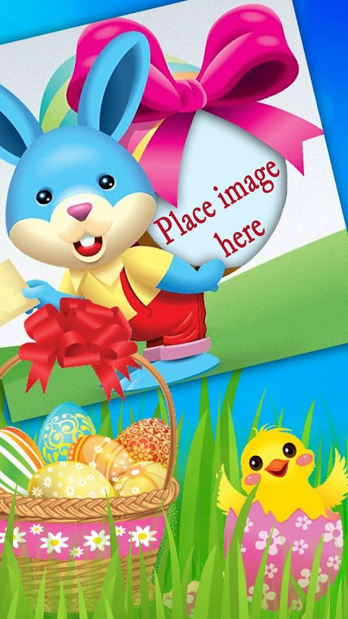 easter photo frames screenshot