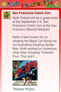 San Francisco Comic Con screenshot 0