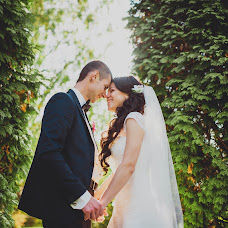 Wedding photographer Aleksandra Sadovskaya (Saal13). Photo of 05.10.2014