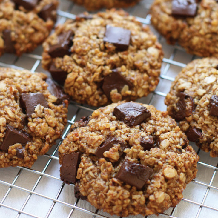 Oatmeal Pecan Chocolate Chunk Cookies Recipes — Dishmaps