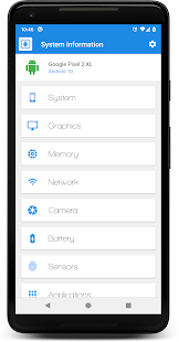 SYSTEMINFORMATIONEN Screenshot