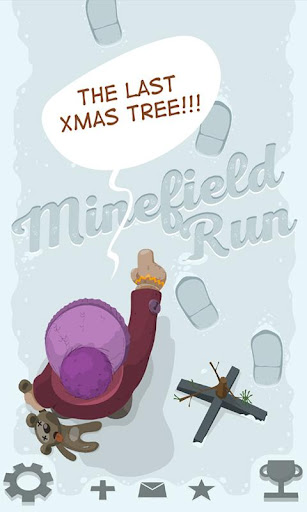 Minefield Run: Xmas Tree
