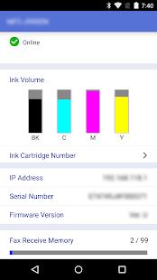 Brother iPrint&Scan - screenshot thumbnail