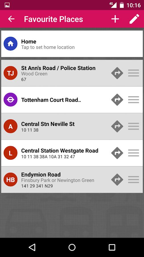 UK Bus Checker Free Live Times- screenshot