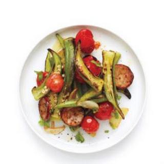 Andouille Sausage Okra Recipes