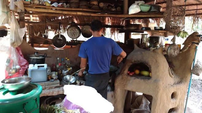 サハイナンのキッチン