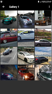 The Honda Civic Wallpapers - náhled