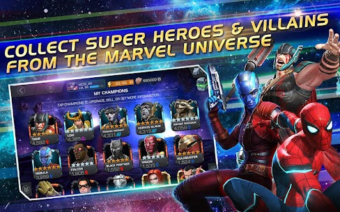 MARVEL Contest of Champions MOD 18.0.0 (Many Damage) Apk 3