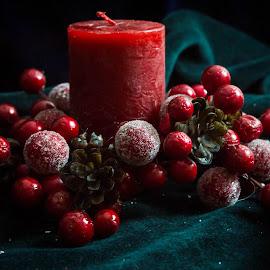 Christmass by Vaska Grudeva - Artistic Objects Still Life (  )