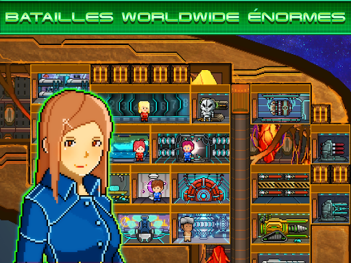 Pixel Starshipsu2122: Hyperspace  captures d'u00e9cran 7