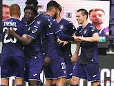 Pro League: Anderlecht domine le STVV grâce à Dimata et Mykhaylichenko
