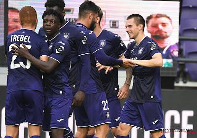 """Premiers mots pour Mukairu avec Anderlecht : """"Les ambitions du club seront les miennes"""""""