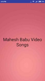 Maheshbabu Hit Video songs - náhled