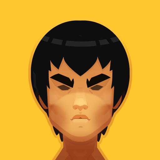 Bruce Lee Dragon Run Icon