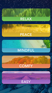 Word Tiles: Relax n Refresh Screenshot