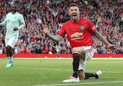 David Beckham a arrêté sa carrière à cause de ....Lionel Messi