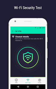 CM Security Open VPN – Free, fast unlimited proxy App Download For Android 5