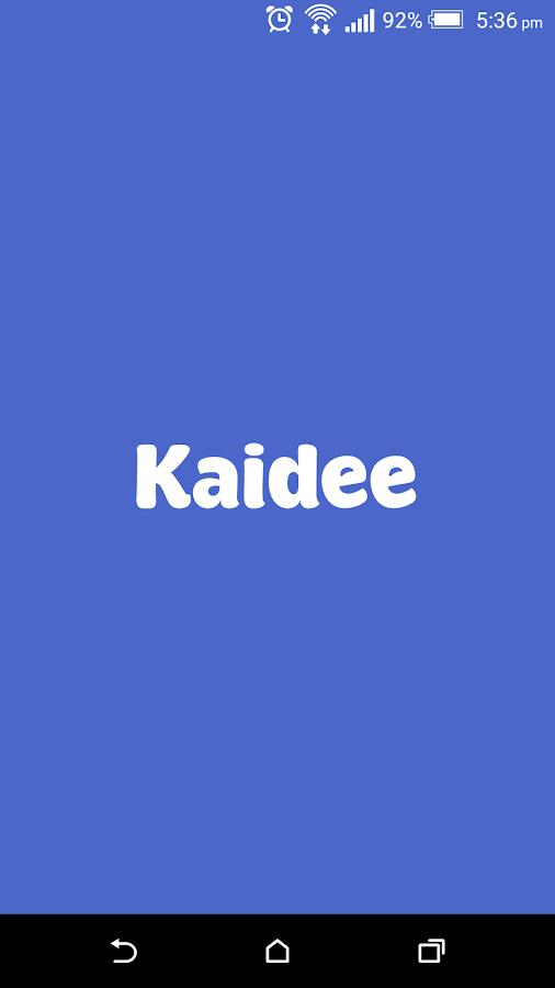 Kaidee- screenshot