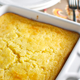Corn Casserole - perfect for a Thanksgiving side dish.