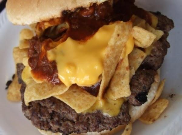 Frito Chili Cheeseburger Recipe