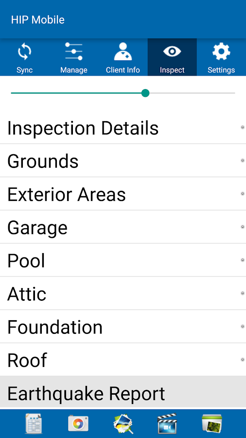 Home Inspector Pro Mobile- screenshot