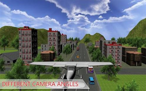 master letadlo simulátor - náhled