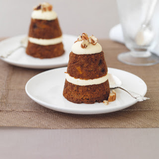 Carrot & Pineapple Cakes